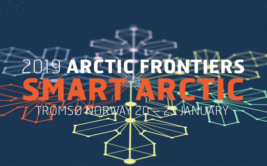 Hello Tromsø and 2019 Arctic Frontiers