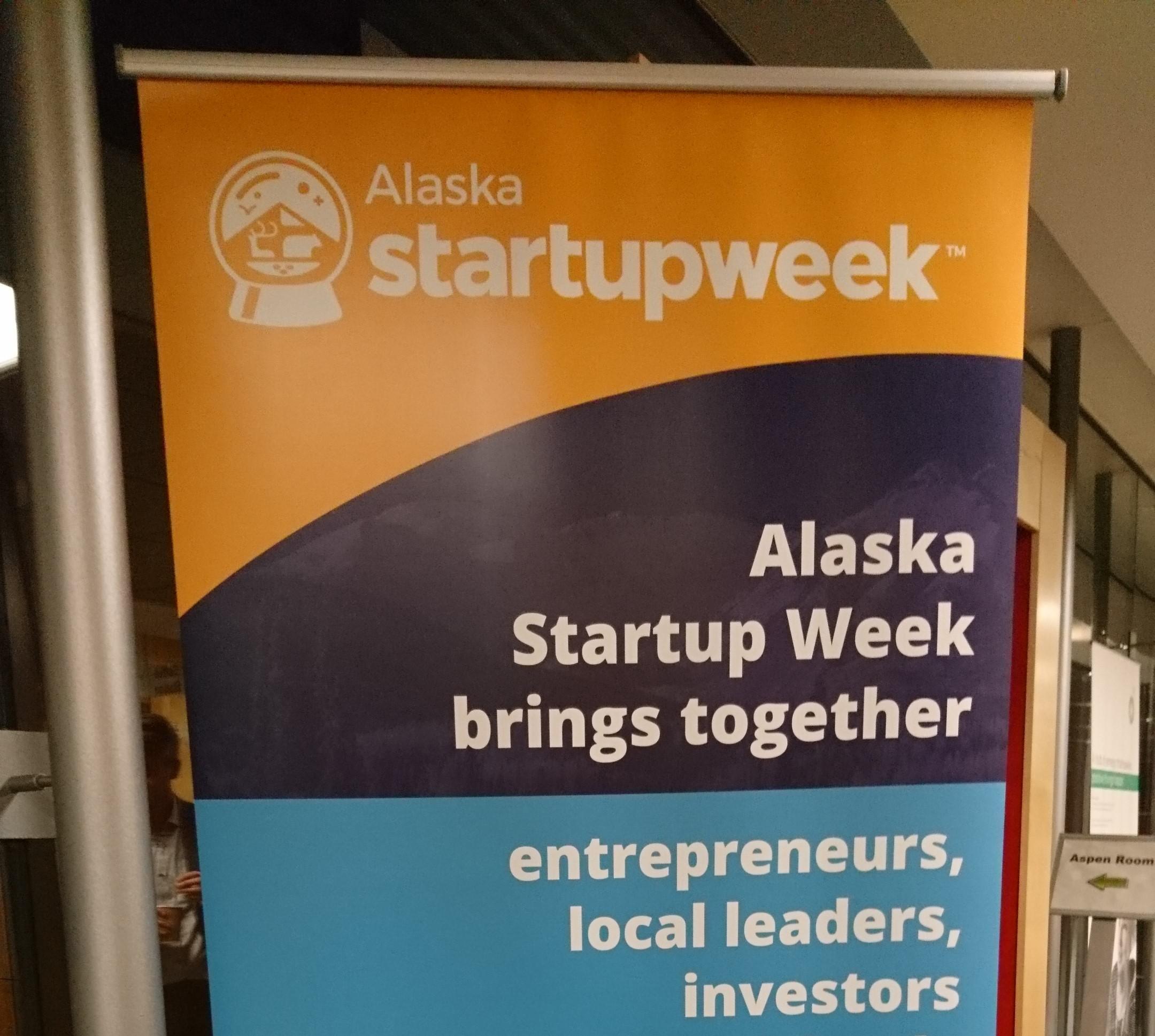 ARCT presents at Alaska Startupweek